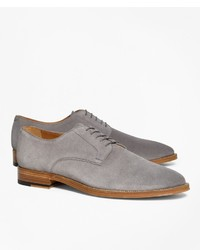 Brooks Brothers Suede Oxford