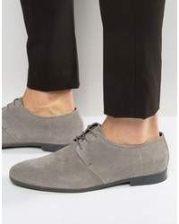 Hugo Boss Hugo By Paris Suede Derby Shoes