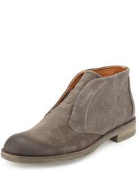 Jacob laceless blind suede chukka boot medium 791431