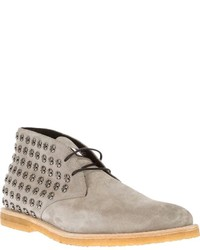 Philipp Plein Studded Desert Boot
