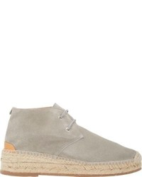 Rag bone geneva espadrille boots grey medium 255008