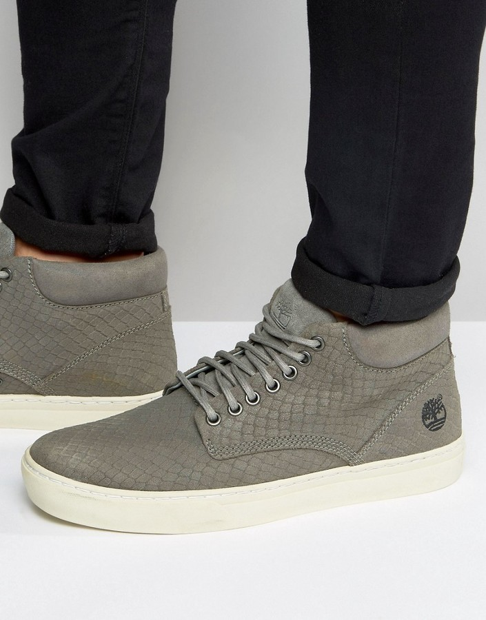 timberland cupsole sneakers