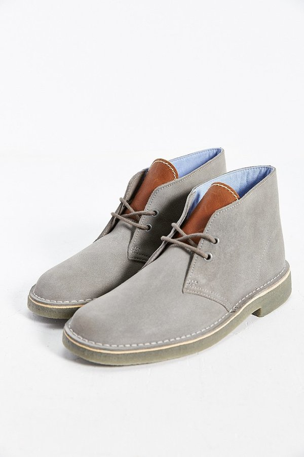 Clarks X Herschel Supply Co Suede Desert Boot | Where to buy & how ...