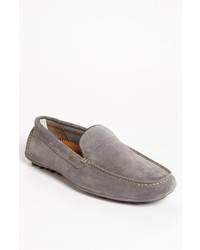 Paul Smith Rico Driving Shoe Grey Suede 7us 6uk M