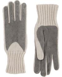 Barneys New York Driving Gloves