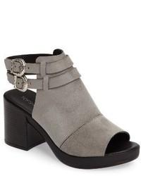 Dollar western buckle heel sandal medium 3683328
