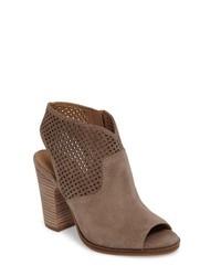 Lizara perforated block heel sandal medium 4468411
