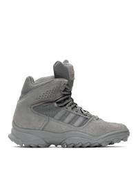 032c Grey Adidas Originals Edition Suede Gsg 9 High Top Sneakers