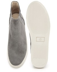 H By Hudson Malby Suede Pull On High
