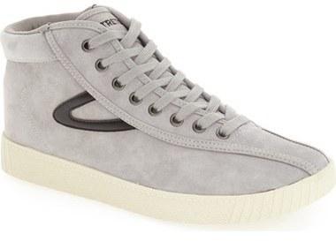 Tretorn Nylite High Top Sneaker, $110