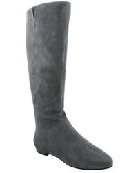 Nina Wynona Suede Knee High Boots
