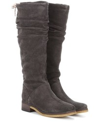 See by Chloe See By Chlo Suede Knee High Boots