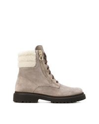 Moncler Patty Shearling Boots