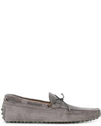 Tod's Tied Up Loafers