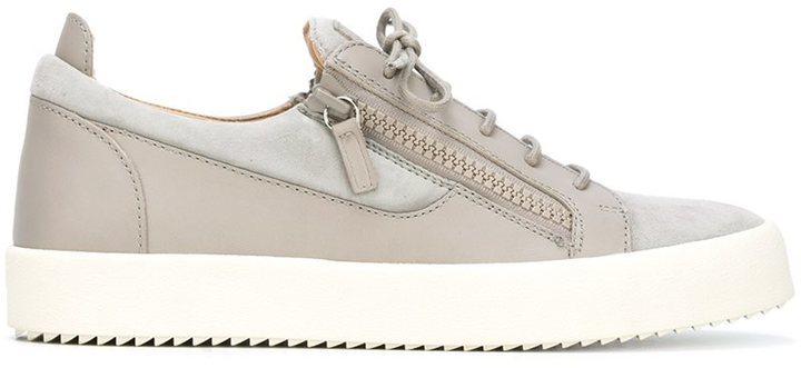 15b10a08f13 Giuseppe Zanotti Design Frankie Low Top Sneakers