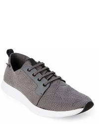 Steve Madden Grey Batali Low Top Sneakers