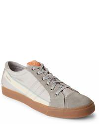 Diesel Grey D Velows D String Low Top Sneakers