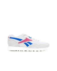 a03ce670986d2c Men s Grey Suede Low Top Sneakers by Reebok