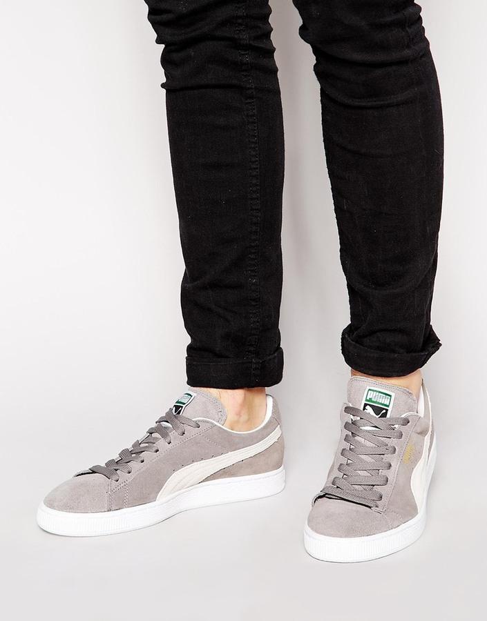 Puma Suede Sneakers, $98 | Asos | Lookastic