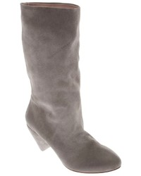 Marsell mid calf boot medium 161256