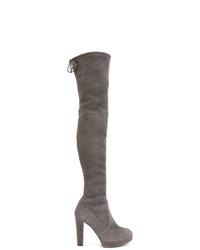Stuart Weitzman Highland Heeled Boots