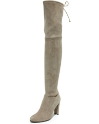 Highland over the knee boots medium 723287