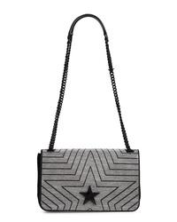 Stella McCartney Medium Crystal Star Shoulder Bag