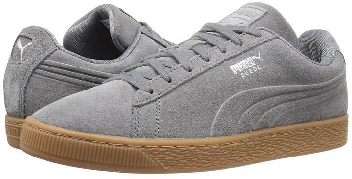 sale retailer cd841 429b8 $80, Puma Suede Classic Debossed Q4 Shoes