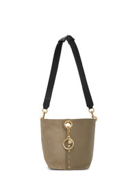 See by Chloe Grey Small Gaia Tote