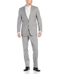 Ben Sherman Light Gray Suit