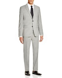 Hugo Boss Hugo Mini Houndstooth Ronha Extra Slim Fit Suit