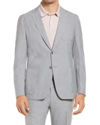 BOSS Nolvay Solid Stretch Suit