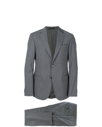 Z Zegna Single Breasted Two Piece Suit