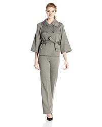 Tahari by Arthur S. Levine Tahari Asl Blair Pant Suit