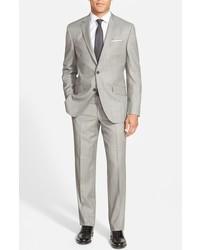 Ted Baker London Jones Trim Fit Wool Suit