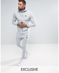 Puma Tracksuit Set Gray To Asos