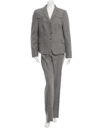 Akris Punto Wool Pant Suit