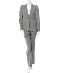 Wool pantsuit medium 424303