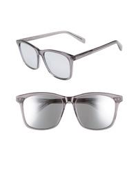 Saint Laurent 205k 57mm Sunglasses