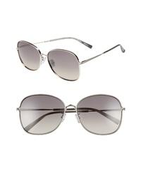 Max Mara 60mm Aviator Sunglasses