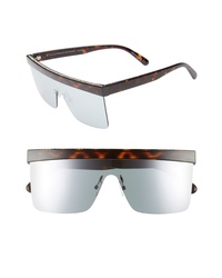 Stella McCartney 99mm Shield Sunglasses