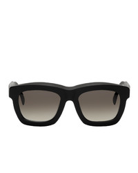 Kuboraum Black C2 Bm Sunglasses