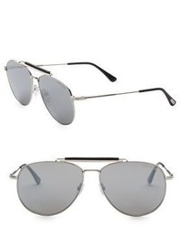 0ecc8a58f22e6 ... Tom Ford Eyewear 60mm Sean Spall Aviator Sunglasses