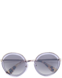 Prada Eyewear Cinema Round Sunglasses