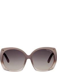 Tom Ford Gabriella Sunglasses Grey