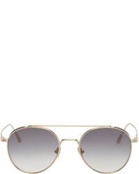 Tom Ford Gold Declan Sunglasses