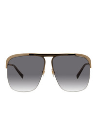 Givenchy Gold Gv 7173 Sunglasses