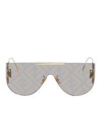 Fendi Grey Forever Fabulous 20 Sunglasses