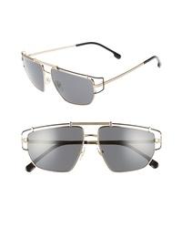 Versace Navigator 57mm Sunglasses