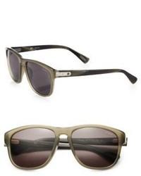 Lanvin Oversized Square Sunglasses